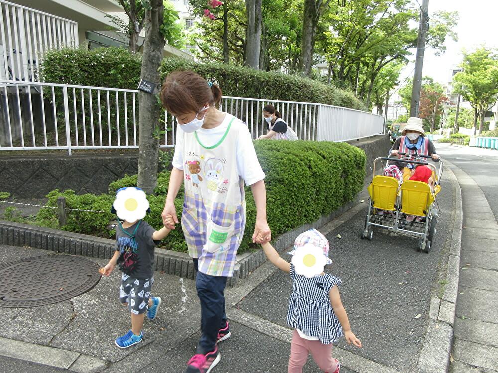 ☆お散歩風景☆